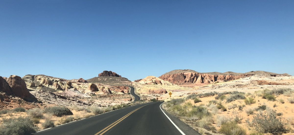 #2 The American Dream: Red Rock Canyon and Valley of Fire: worth it, or not?