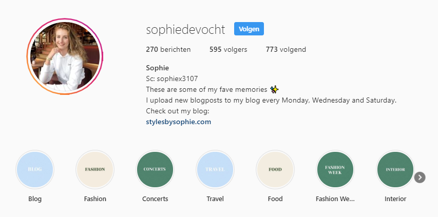 My favorite Instagram accounts to follow